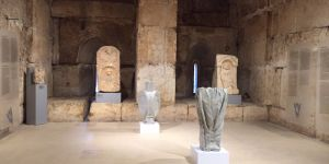 Ziad Antar, Derivable sculptures at the Baalbek Museum