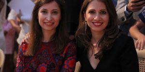 Karina El Helou and Diane Abela