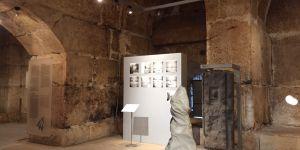 Ziad Antar, Derivable, photographs and concrete sculptures, 2014