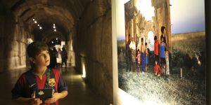 Danica Dakic, La Grande Galerie, Installation view
